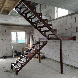 Лестницы и элементы лестниц - Лестницы металлические на заказ , 0