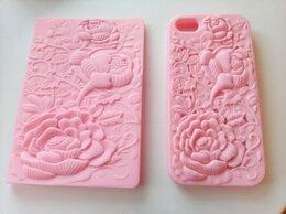 Чехлы - Новый силиконовый чехол Роза для iPhone 5/5s/SE, 0