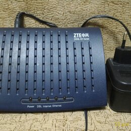 Прочее сетевое оборудование - Adsl modem zxdsl 831 II, 0