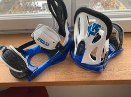 Крепления - Крепления Burton Freestyle M сноубордические, 0