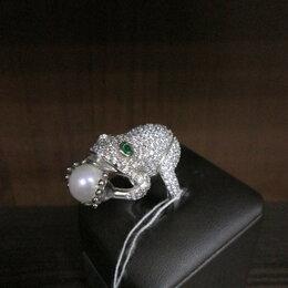 Кольца и перстни - Кольцо - серебро., 0