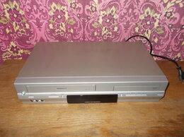 DVD и Blu-ray плееры - DVD/VHS-плеер, 0
