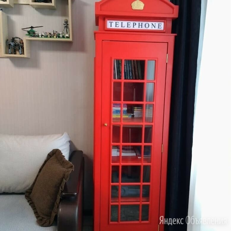 Шкаф в английском стиле по цене 35000₽ - Шкафы, стенки, гарнитуры, фото 0