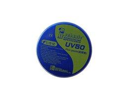 Сопутствующие товары для пайки - Флюс для пайки Mechanic UV50 40г. PCB/BGA/PGA/SMD, 0