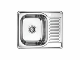 Кухонные мойки - Мойка врезная Ledeme L95848-L, 0
