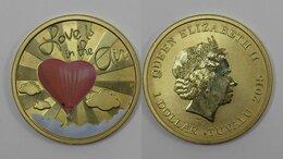 Монеты - Монеты Тувалу, 1 доллар. UNC Нечастые., 0