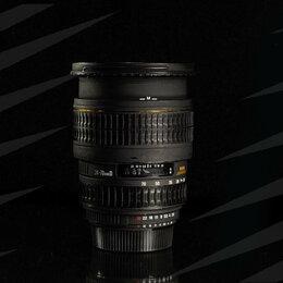 Объективы - Sigma AF 24-70 mm 2.8 for Nikon // 0738 📷 , 0