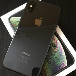 Мобильные телефоны - iPhone XS Max Space Grey 64gb новые Ростест, 0