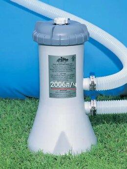Прочие аксессуары - Фильтр насос для бассейна, 0