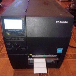 Принтеры чеков, этикеток, штрих-кодов - Принтер Toshiba B-EX4T2, 0
