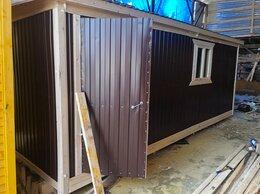 Готовые строения - Бытовка блок контейнер 6х2.30 А-145, 0