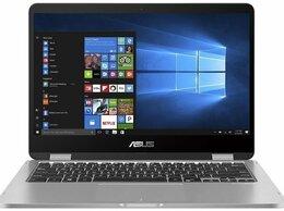 Ноутбуки - Ноутбук ASUS VivoBook Flip TP401NA-EC018T BTS18 , 0