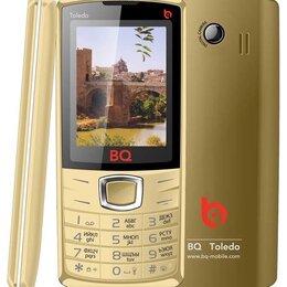 Мобильные телефоны - Новый Телефон BQ BQ-2406 Toledo, 0