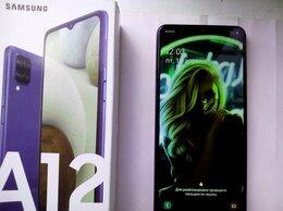 Мобильные телефоны - Samsung-Galaxy A-12, 0