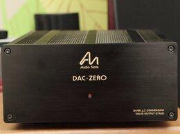 Цифро-аналоговые преобразователи - цап Audio Note DAC-ZERO, 0