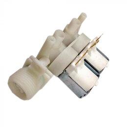 Аксессуары и запчасти - Клапан подачи воды для стиральной машины  2x180…, 0