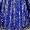 Подарочная кукла Морозко новогодний hand made подарок в русском стиле  по цене 3000₽ - Новогодние фигурки и сувениры, фото 13