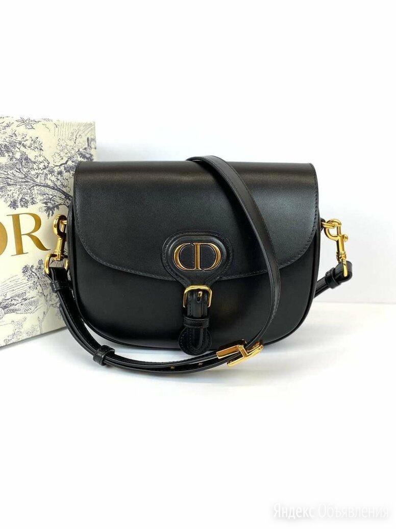 Женская сумка Christian Dior Bobby через плечо черная Премиум кожа новая  по цене 19900₽ - Сумки, фото 0
