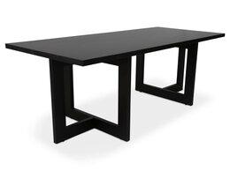 Столы и столики - Стол черный из дуба , 0