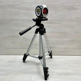 Измерительное оборудование - Уровень лазерный NLC06 со штативом 10 м. Т5338., 0