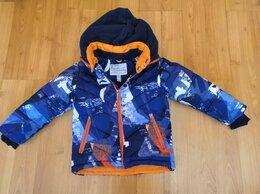 Куртки и пуховики - Куртка зимняя с капюшоном, 0