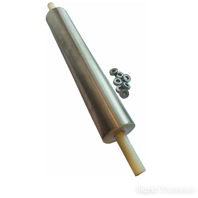 скалка для раскатки теста 40-10см с подшипниками по цене 6500₽ - Скалки, фото 0