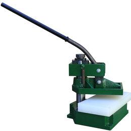 Пресс-станки - Пресс ручной поворотный для вырубки кожи, 0