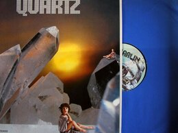 Виниловые пластинки - Quartz ℗ 1978 USA / Euro Space Disco / в идеале, 0