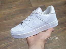Кроссовки и кеды - Кроссовки Nike белые , 0