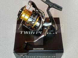 Катушки - Катушка Shimano 20 Twin Power 4000, 0