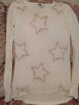 Рубашки и блузы - Новая блуза для девочки со звездами, 0