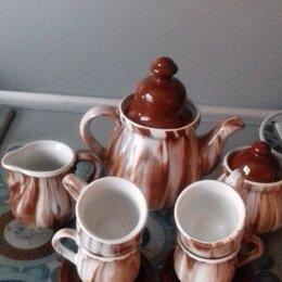 Сервизы и наборы - Сервиз чайно-кофейный. Новый, 0