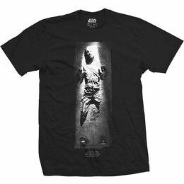 Футболки и майки - Футболка Star Wars - Han In Carbonite (L, XL) США, 0