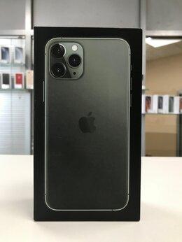 Мобильные телефоны - iPhone 11 Pro Max 256gb РосТест midnight green…, 0