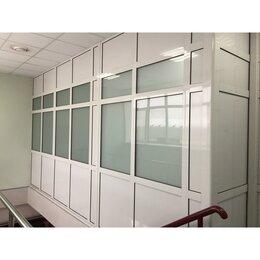 Готовые строения - Офисные перегородки Сиал, 0