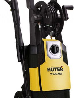 Мойки высокого давления - Минимойка Huter W195-ARV 2500Вт, 0