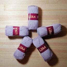 Рукоделие, поделки и сопутствующие товары - Пряжа Vita Cotton Lira 5011 светло-сиреневый, 0