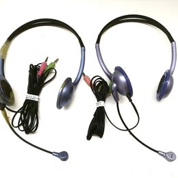 Наушники и Bluetooth-гарнитуры - Наушники с микрофоном (гарнитура) Genius HS-02B, 0