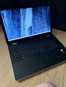 "Ноутбуки - HP 17.3""/Core i3 6006U/4гб/SSD250гб/Radeon 530 2гб, 0"