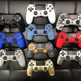 Игровые приставки - Джойстики PS4 DualShock 4 (Новые), 0