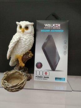Зарядные устройства и адаптеры - Power Bank Walker 10000mAh, 0