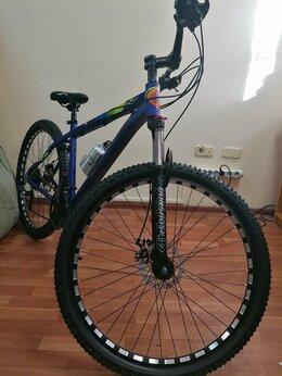 Велосипеды - Велосипед алюминиевый , 0