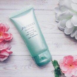 Скрабы и пилинги - Пилинг для лица Shiseido Green tea, 0