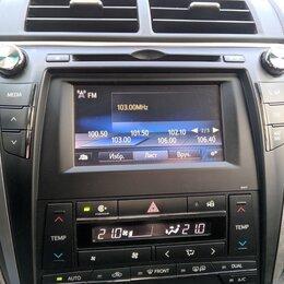 Автоэлектроника и комплектующие - Штатная магнитола Тойота Камри, 0