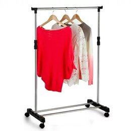 Стеллажи и этажерки - Стойка вешалка для одежды, 0