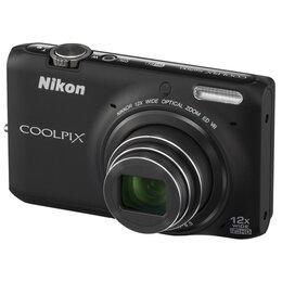 Фотоаппараты - Фотоаппарат Nikon Coolpix S6500, 0