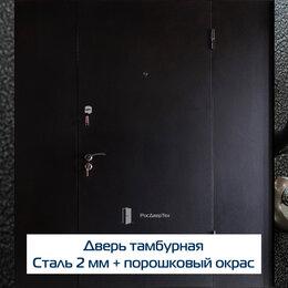 Входные двери - Дверь тамбурная металлическая под размер вашего…, 0
