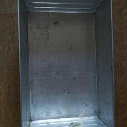 Прочие хозяйственные товары - Ящик алюминиевый, 0
