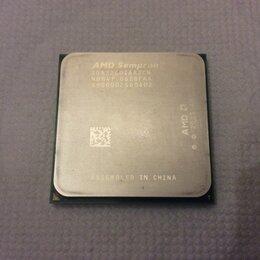 Процессоры (CPU) - AMD Sempron 3400+ Manila (1800MHz, AM2, L1 128 Кб, L2 256 Кб, L3 -), 0