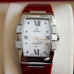 Наручные часы - Omega Constellation Lady Quadrella Quartz Diamonds 1886.79.40, 0
